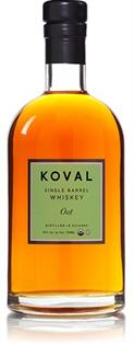 Koval Oat Whiskey Single Barrel 750ml